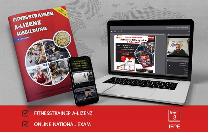Fitnesstrainer-A-Lizenz